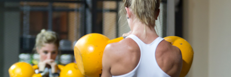 Should you buy double kettlebells or a single heavy kettlebell?