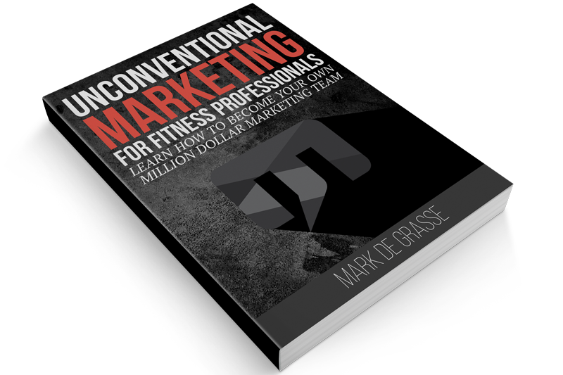 Authored/Published Unconventional Marketing Book