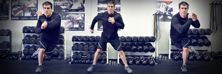 Plyometric Exercises by Doug Fioranelli