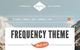 Frequency Theme