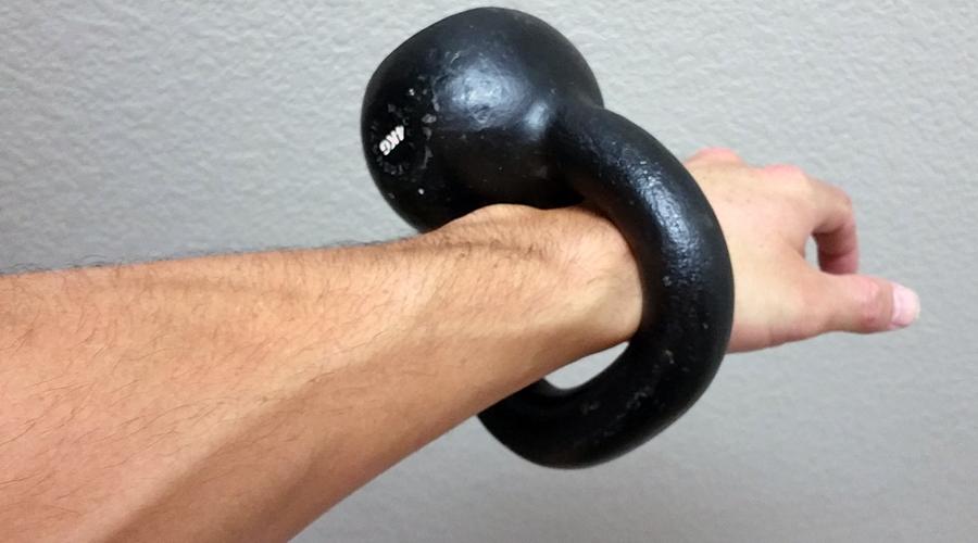 4kg Kettlebell Wristband