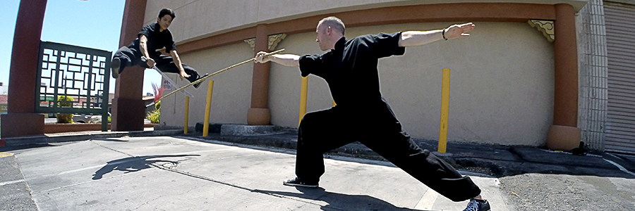 The Performance Benefits of Martial Arts Weapons Training