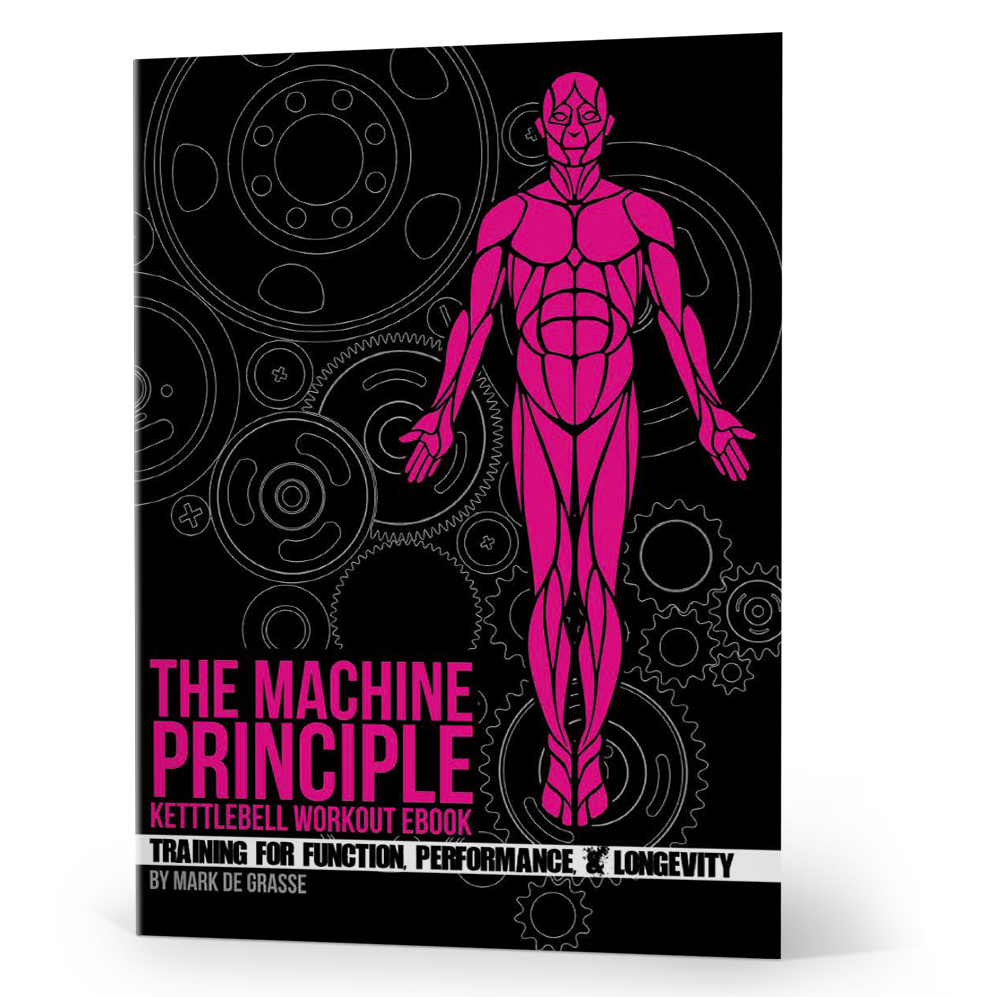 The Machine Principle Kettlebell Workout eBook