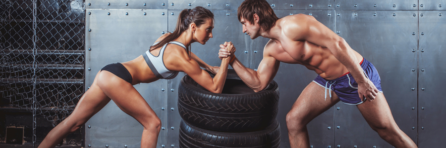 How to Create a Fitness Competition