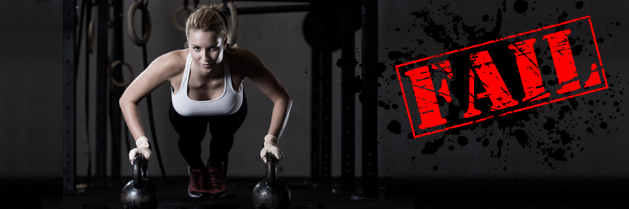 Nike Kettlebell Exercise Fails