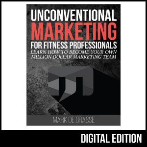 Unconventional Marketing for Fitness eBook