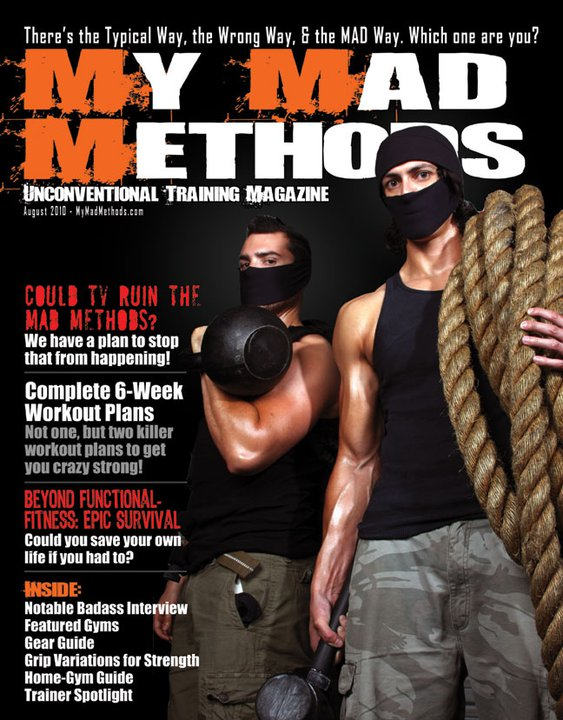 My Mad Methods Issue 1