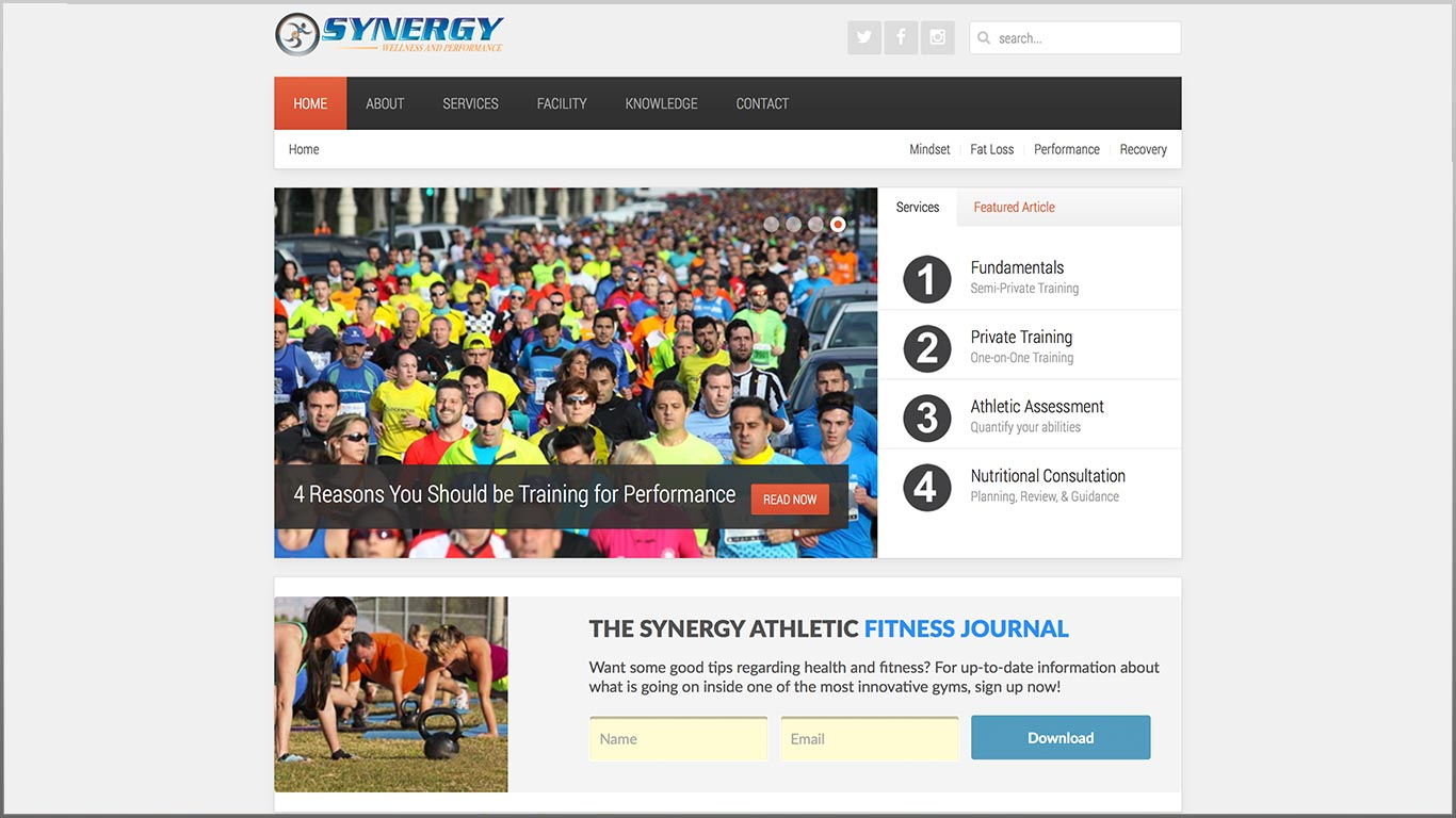 Synergy Athletic